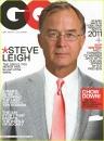 Steve Leigh, GQ magazine